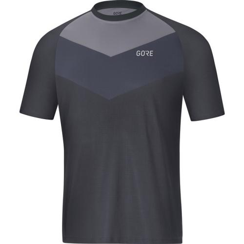GORE C5 Trail Short Sleeve Jersey-terra grey