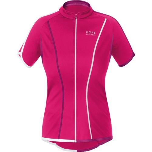 GORE GORE Countdown 3.0 FZ Lady Jersey-berry red/thai pink-38
